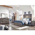 Drystan 7-Piece Full Storage Bedroom Set