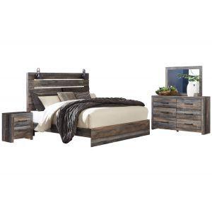 Drystan 6-Piece King Bedroom Set