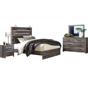 Drystan 6-Piece Queen Bedroom Set