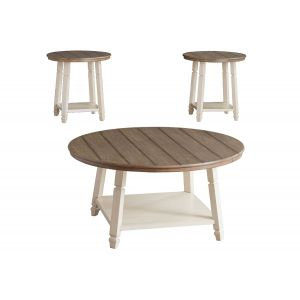 Bolanbrook  3Pc Table Set