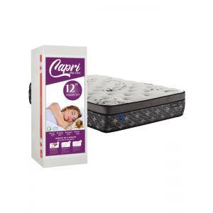 Capri Full Organic Mattress in a box