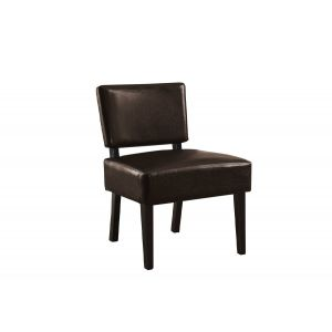 Chocolate Accent Chair
