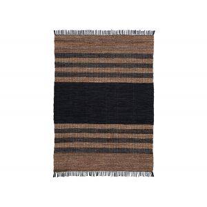 Zoran Black&Brown Area Rug