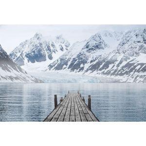 Icelandic Dock 24 x 36 Print