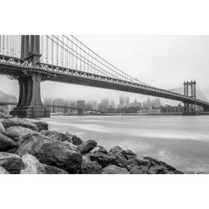 Manhattan Bridge 30 x 40 Print