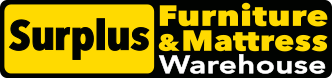 Surplus Furniture & Mattress Warehouse Logo