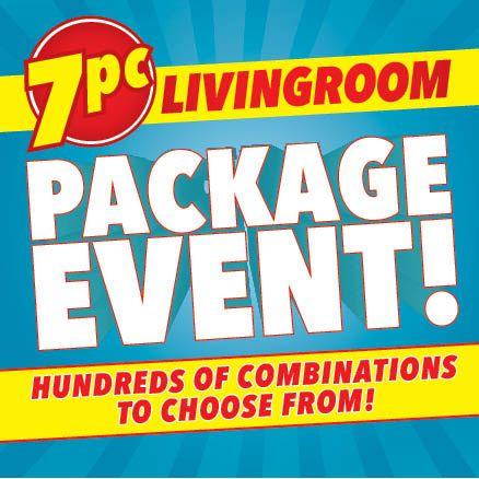 7PC Packages