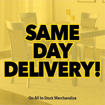 Same Day Delivery!