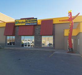 Surplus Furniture Lethbridge Alberta