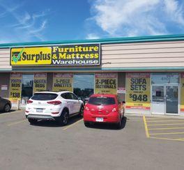 Surplus Furniture Thunder Bay Ontario