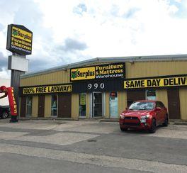 Surplus Furniture Winnipeg East Manitoba